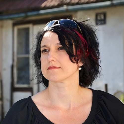 foto portrét vedoucí úseku Brno Slezské diakonie paní Heroutová