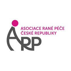 logo asociace rané péče české republiky