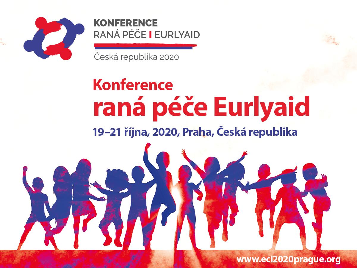 Banner ke konferenci Raná péče EURLYAID 2020