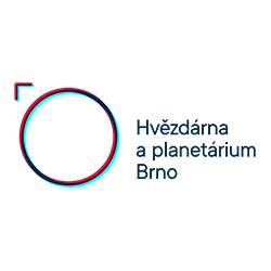 Logo Hvězdárna a planetárium Brno