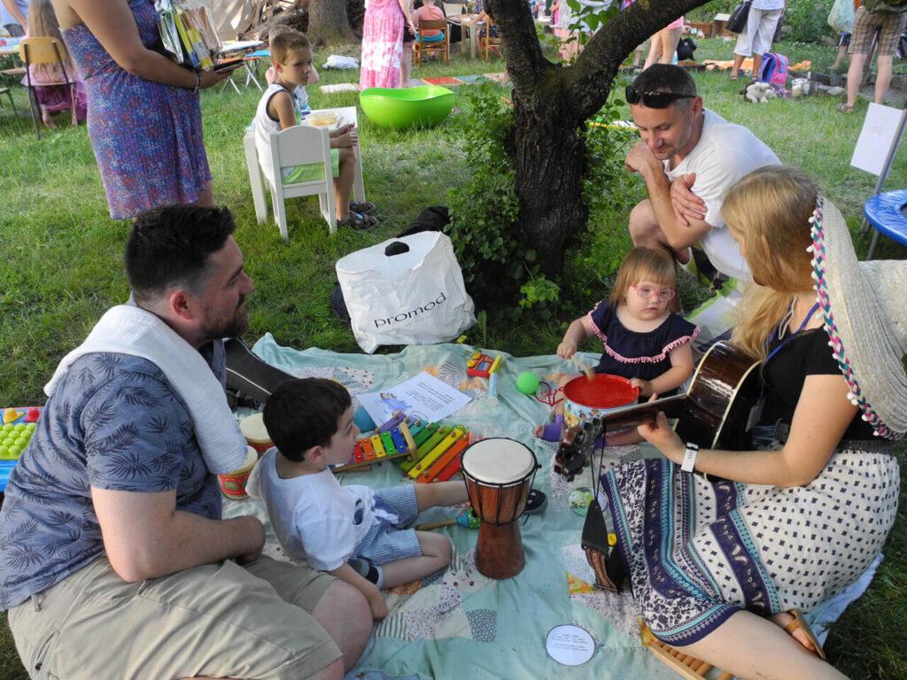 Zahradní slavnost 2021 Cesta kolem světa Slezská diakonie